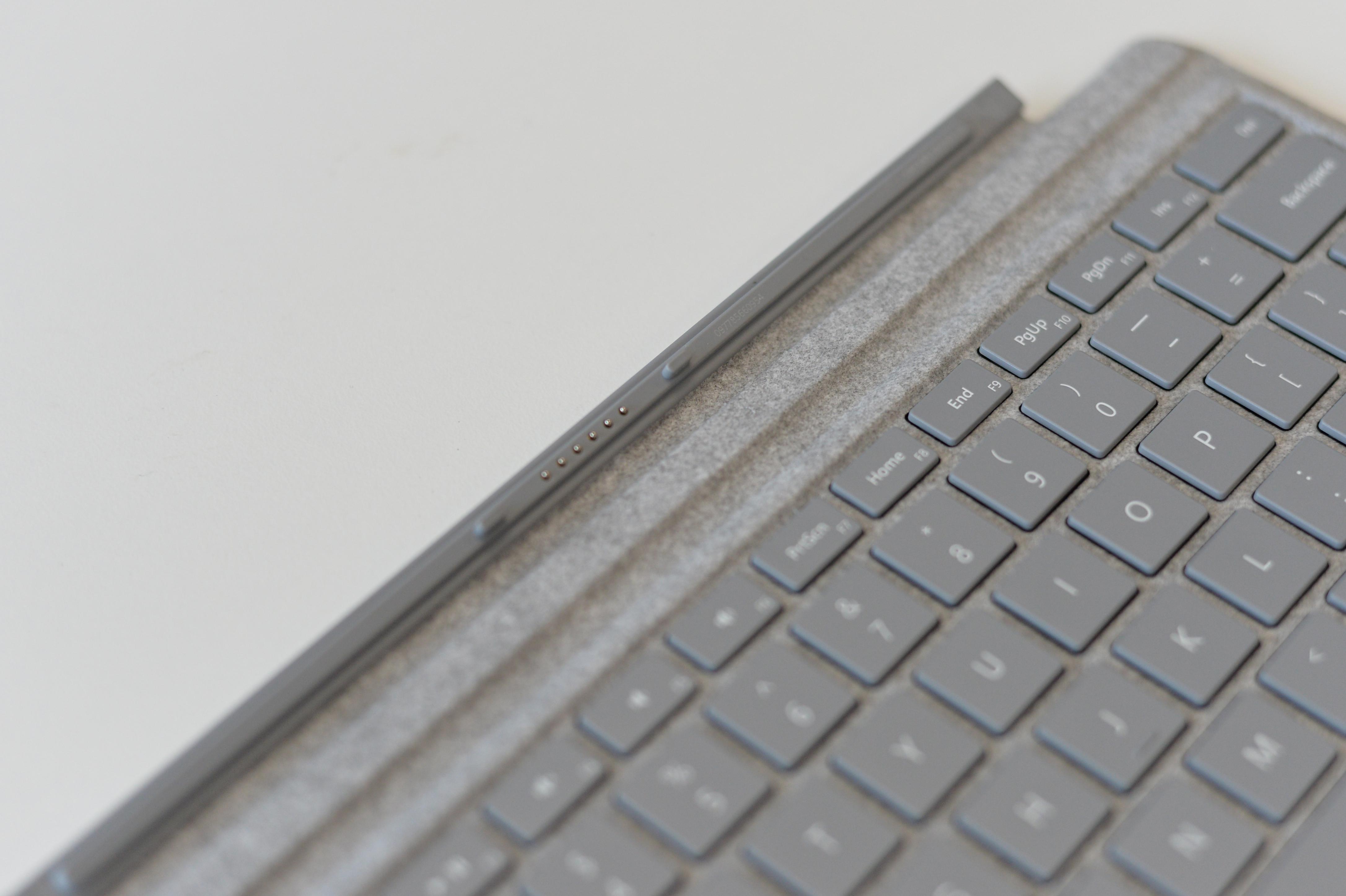 Surface Pro 4 Alcantara特制版键盘上线的照片 - 4