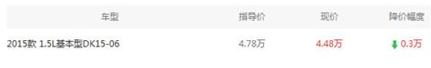 东风小康C36优惠3000元。欢迎咨询