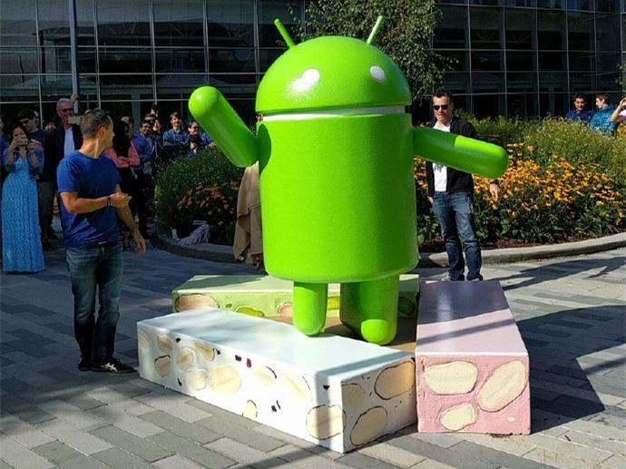 Android N正式命名为牛轧糖(Nougat)的照片 - 1
