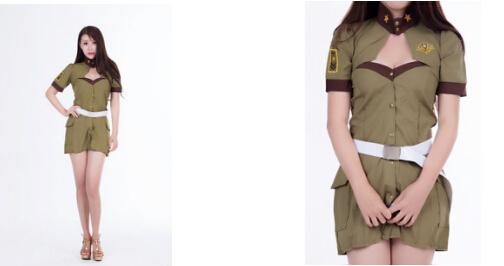 2016CJ参展Showgirl着装规定出炉 附违规着装图示的照片 - 1