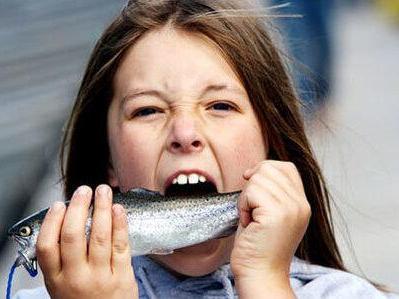 哪種魚適合嬰兒?嬰兒吃7種魚有很多好處.