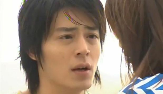 千金百分百剧照_长头发的男明星中,很帅的,除了郑伊健就他了