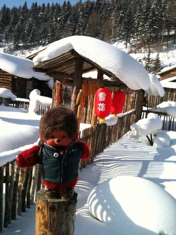 爸爸去哪儿之雪乡下_【和爸爸去旅行】——雪乡摄影攻略_搜狐旅游_搜狐网