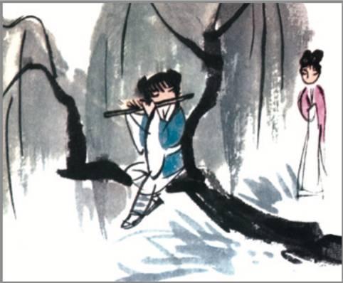 我在天宫为所欲为的日子_如何用绘本根孩子过七夕节