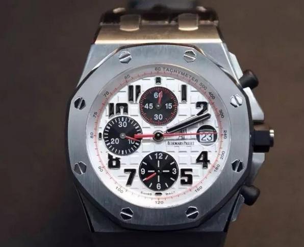JF厂爱彼小熊猫腕表,来看看你可能分辨真假? – 37表业