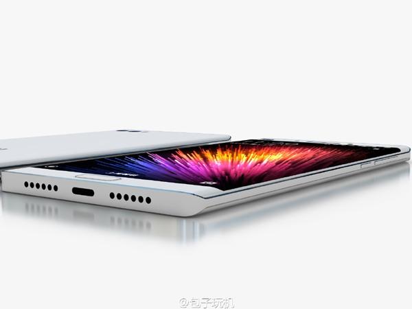 小米双曲面屏手机概念图来袭的照片 - 6