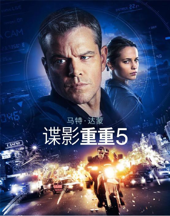 最新高清大片下载_电影《谍影重重5》1080P超高清迅雷BT种子下载