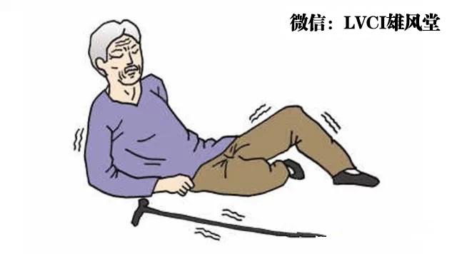 老人跌倒,别急着扶起