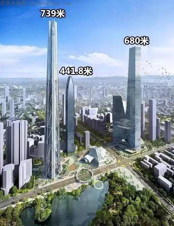深圳未来高楼规划_深圳未来第一高楼刷新高度?-搜狐