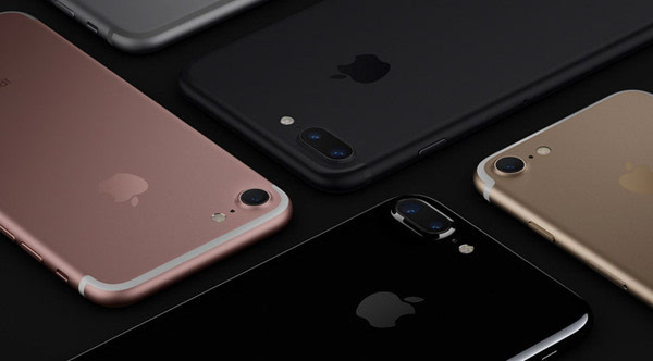 苹果承认iPhone 7/7 Plus亮黑色版容易出现划痕与磨损的照片 - 1