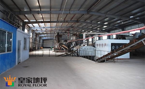 工厂渗透硬化剂地坪效果图2