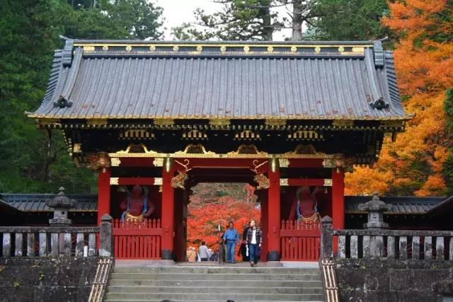 日本地�_日本10大超人赏枫圣地,这里的红叶比童话更美