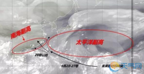 2016国庆节台风最新消息:台风鲇鱼或将影响东南部沿海地区