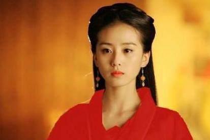 十大最美古装红衣女星 陈乔恩最妖冶ab最惊艳