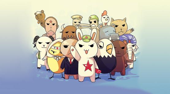 """征途2兔窝论坛_不是龙是兔子?揭秘中国为啥被称""""我兔"""""""