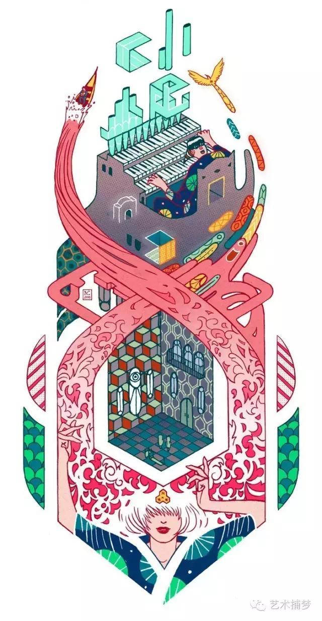 数学元素画_单一元素的想象内容|单一元素的想象版面设计