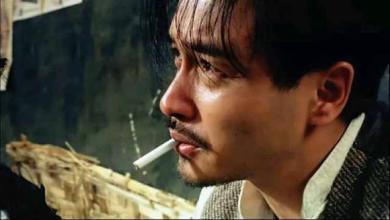 张国荣抽烟照_盘点电影十大明星经典抽烟照,谁最霸气,谁最俗气