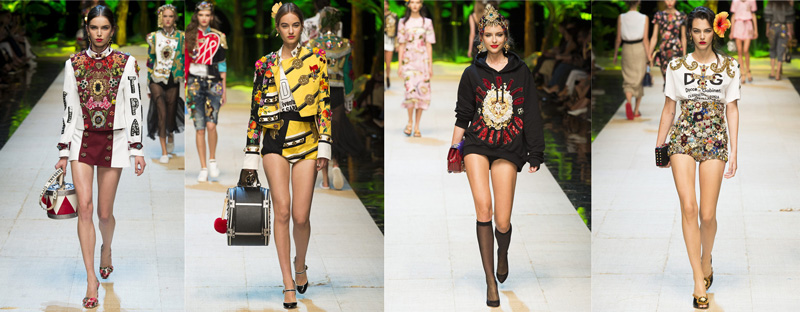 2017年流行什么衣服 2017春夏流行的十大品牌趨勢