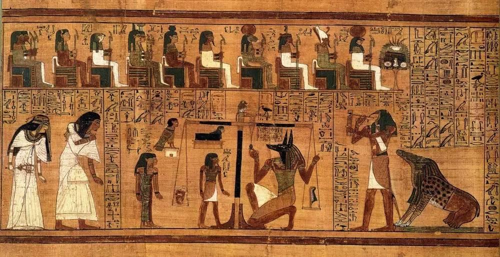 最大胆人体艺术展逼_艺术| 为什么古埃及的领导人都长着动物脑袋?