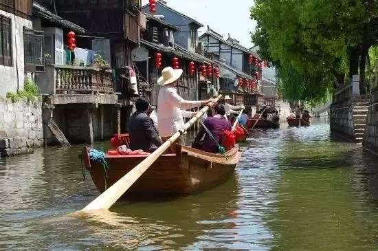 秋日好去處 盤點江浙滬18個特色小鎮
