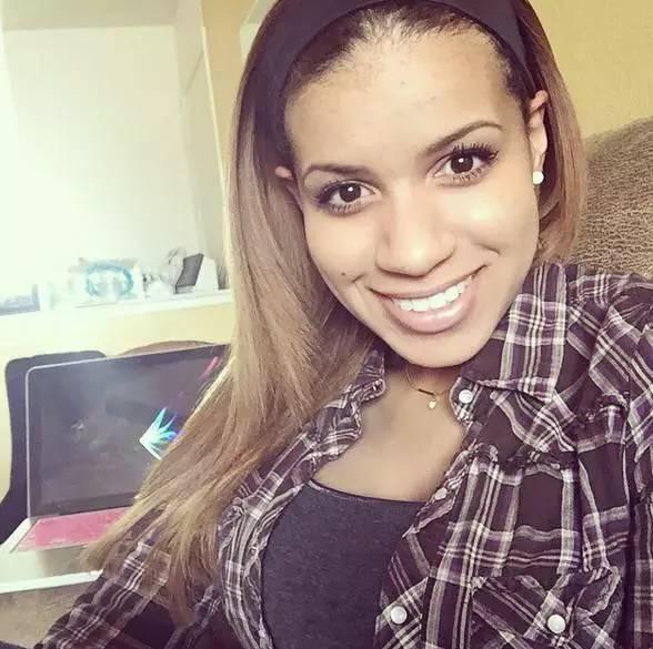 16岁的女孩素颜照片_22岁女孩分别给100个男性网友发了自己的照片后…