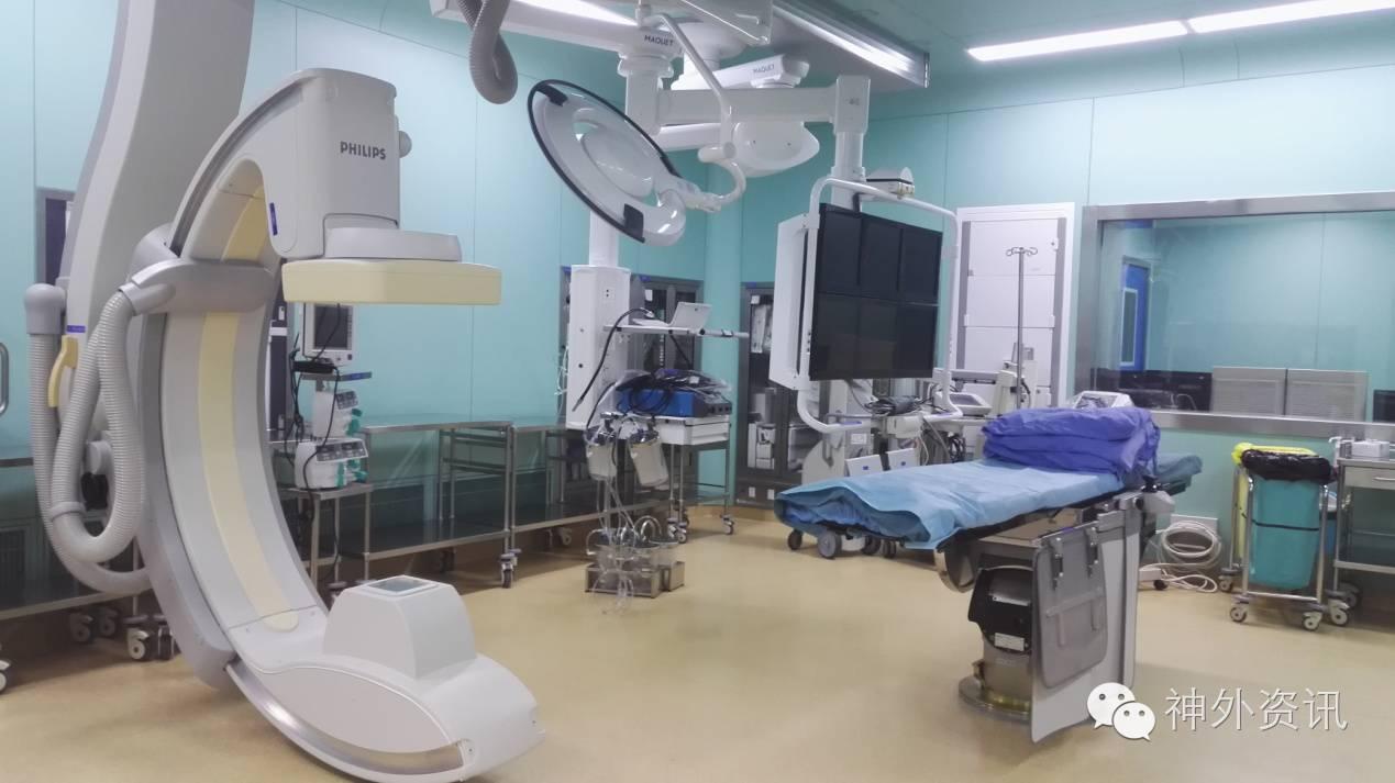 附. 我院復合手術室照片圖片