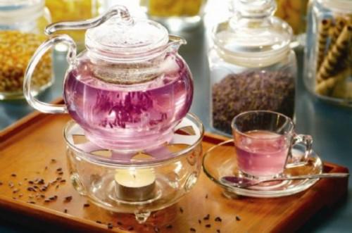熏衣草茶_2.振奋精神——熏衣草柠檬茶