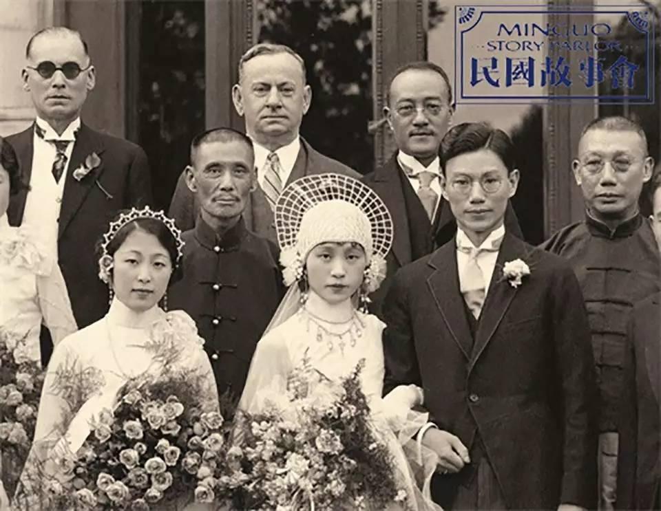 這位天津出生的民國名媛圖片