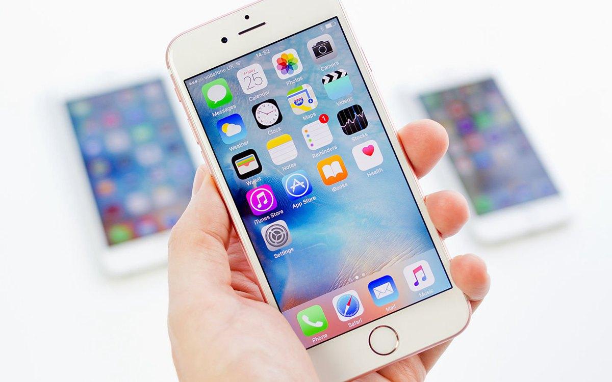 """苹果""""iPhone 6s关机""""解决方案:符合条件可免费换电池的照片"""