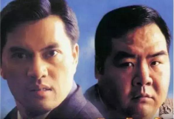 香港黑帮电影吕良伟_香港电影黑帮枭雄最佳搭档,我只认吕良伟郑则仕