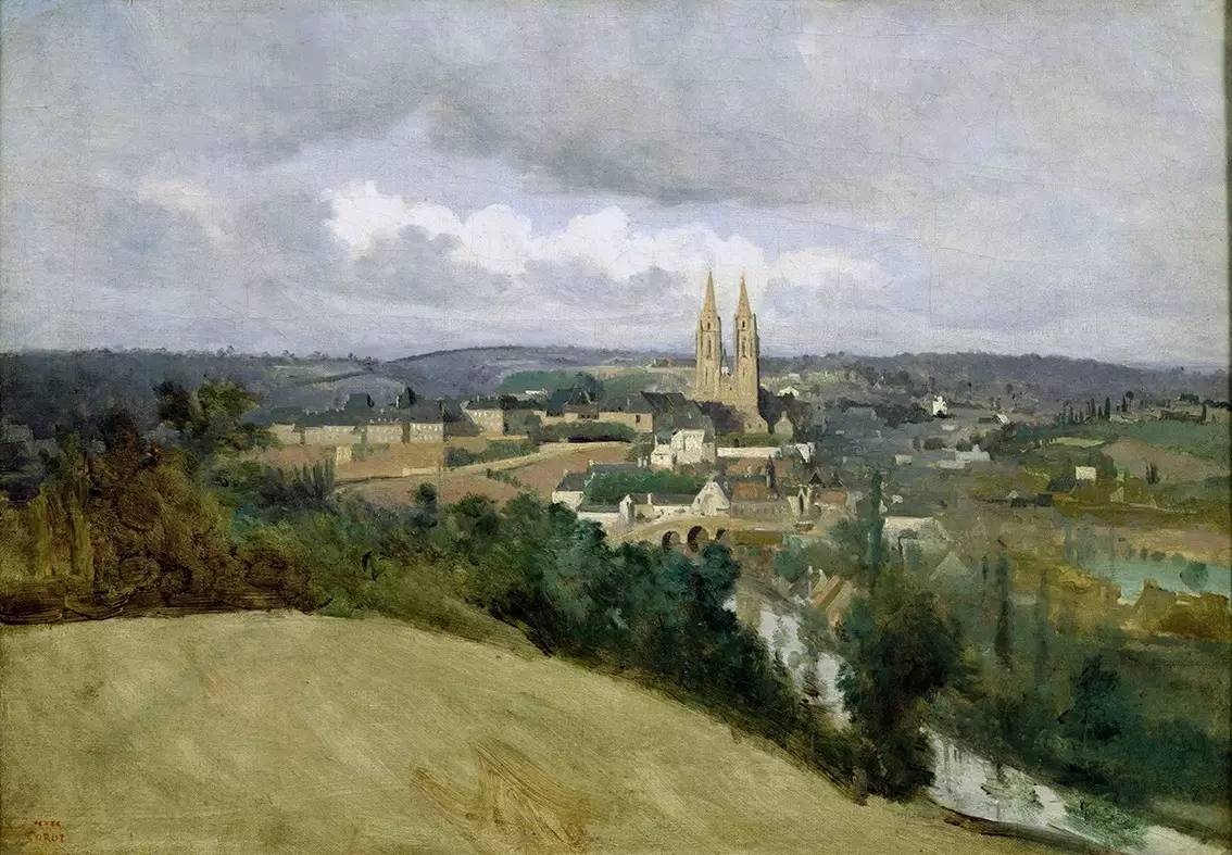 view of saint-lo