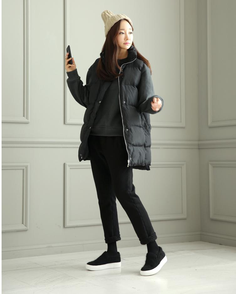 时尚女冬装搭配图片_最新时尚潮流女装-时尚达人演绎冬装时尚搭配