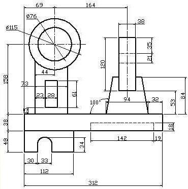 cad机械制图基础_零基础如何学好机械CAD和机械制图呢?