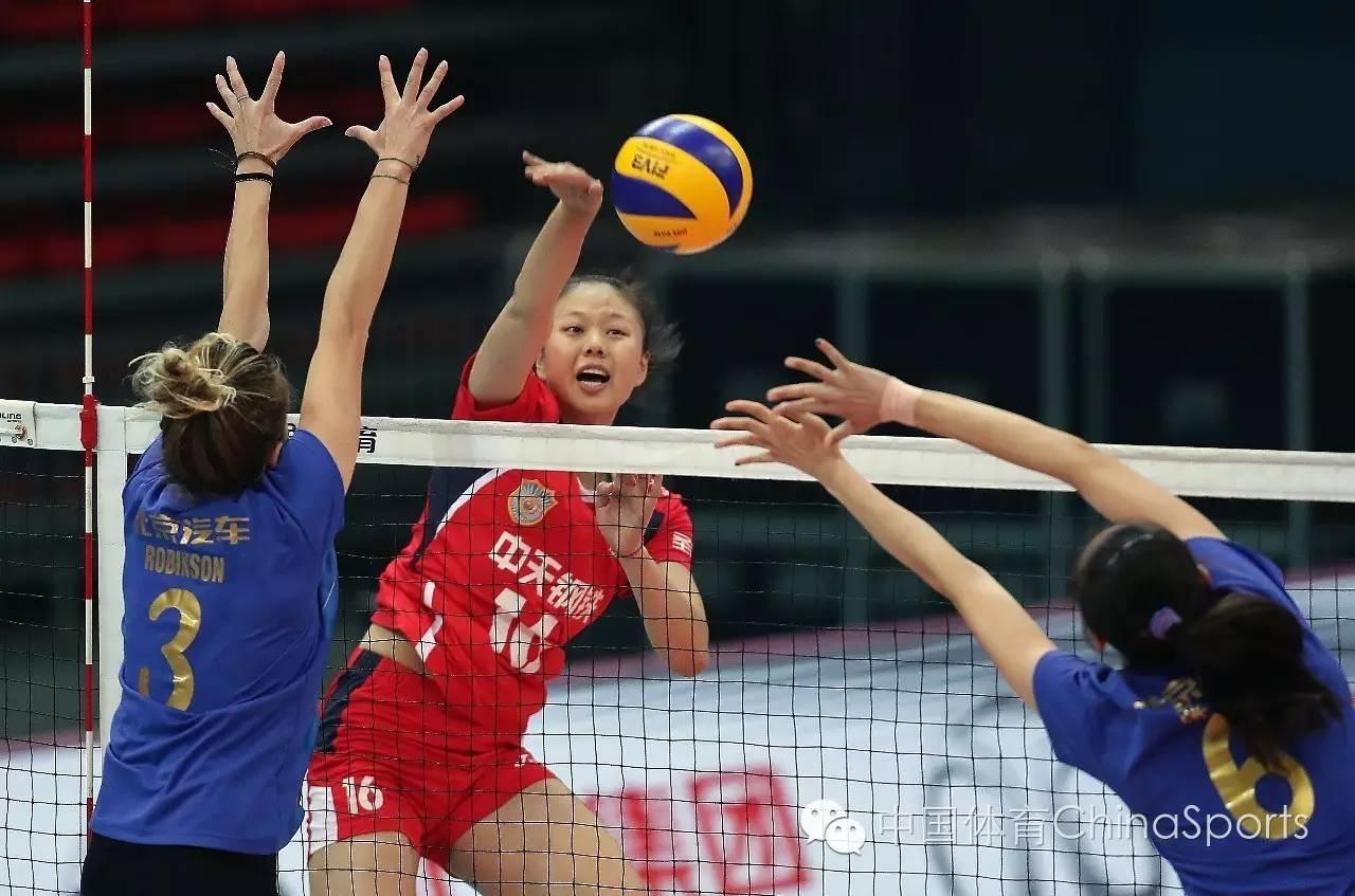 女排联赛江苏对山东_女排联赛第九轮 北京逆转江苏