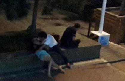 露脸肛交p_女人醉酒可不好,山东一名女子醉酒后被三男子猥亵