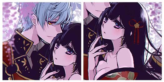 强吻女生的漫画_动漫里,男生强吻女生的图片-求几张女生亲吻男生的动漫唯美图片