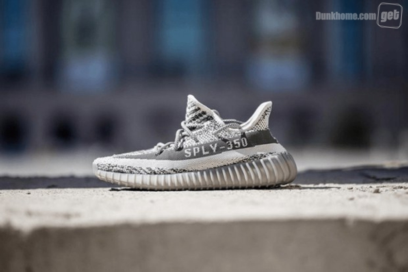 How to spot fake Adidas Yeezy Boost 350 V2 Semi Frozen in 37 steps