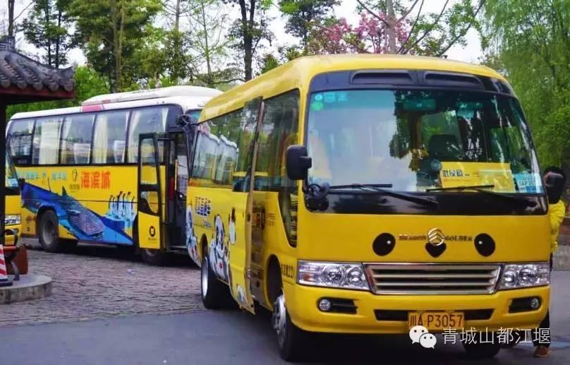 你还转n次车去都江堰旅游吗?这才是最快捷的交通方式