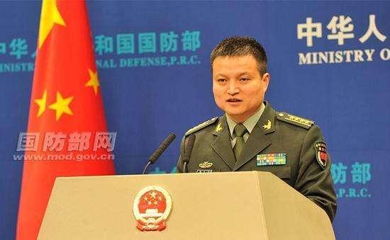 中国合法自卫武器_中国国防部霸气回应南沙岛礁部署武器