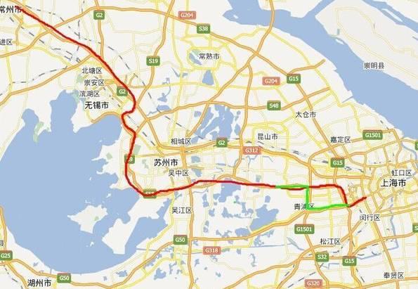 青浦地图城区地图
