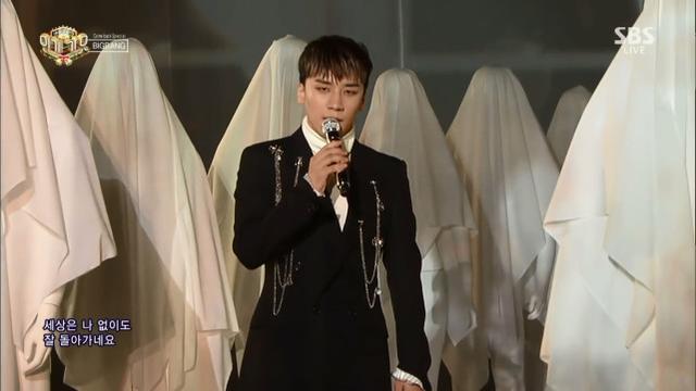 Bigbang《LAST DANCE》现场版首舞台,好听到爆!
