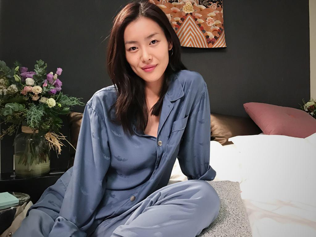 """超模刘雯_跟着亚洲第一超模刘雯打造""""天使""""容颜!"""