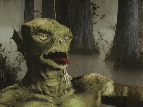 蜥蜴人之谜_蜥蜴人真实存在,地球上有人被蜥蜴人袭击之谜.