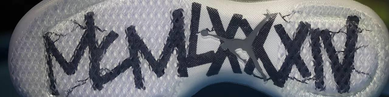 """87b65ea97924 XH55限量发售   冰裂银萧· Air Jordan 31 """"Battle Grey"""""""