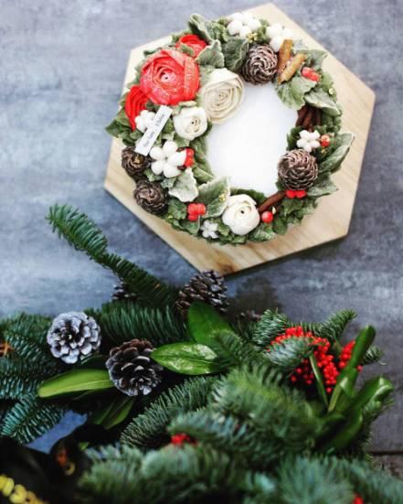 红宝石蛋糕官网_圣诞甜品大盘点