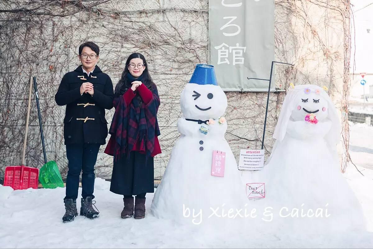 最后1位|冬の北海道· 旅行摄影课