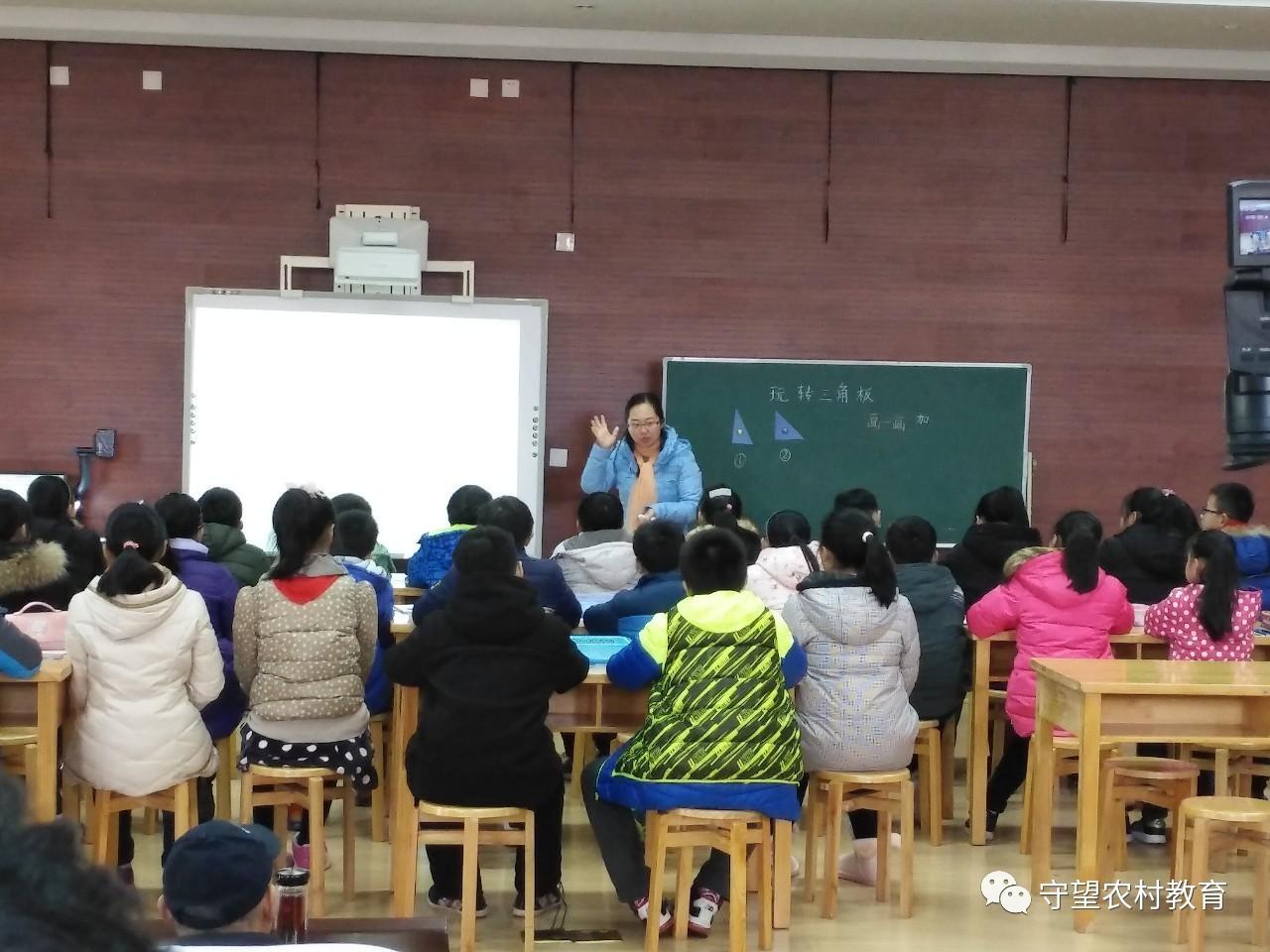 小学数学工作室_殷桥小学数学教师赴武进区学习数学实验课教学