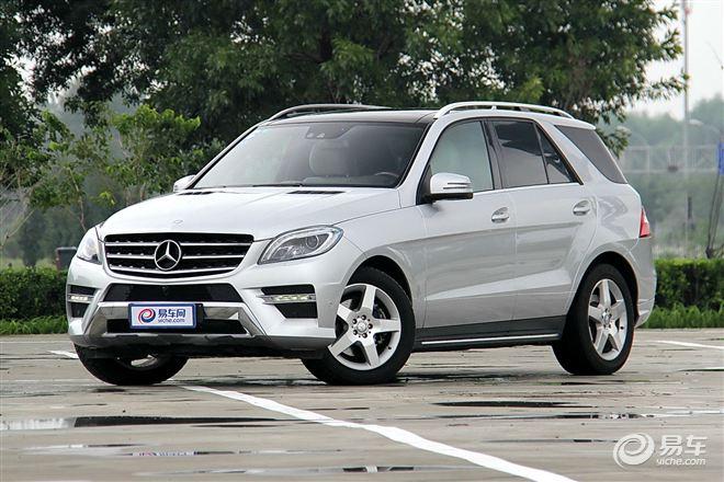 福州奔驰M级(进口)优惠高达5万元