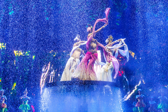 让我们彼此相爱舞蹈_三亚千古情一生必看的演出_搜狐旅游_搜狐网