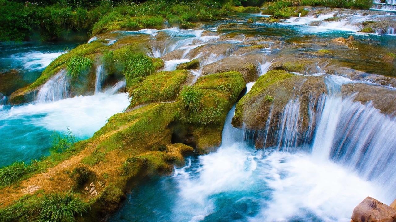 骚穴好多水水_这里有水,有泉,有超脱于人世间的清幽,荔波的山山水水间永远不缺乏大